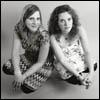Cloe Aigner and Jocelyn Hallett by TIm McLaughlin